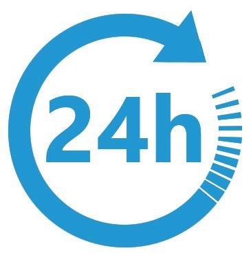 24h Service, Angebot der Firma A. F. Best Clean aus Freising